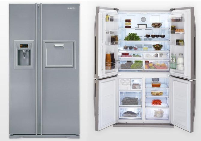 Преимущества холодильников beko