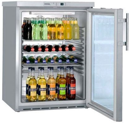 Компактные встраиваемые холодильники для малогабаритных квартир